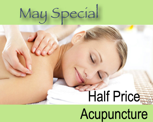 1/2 Price Acupuncture