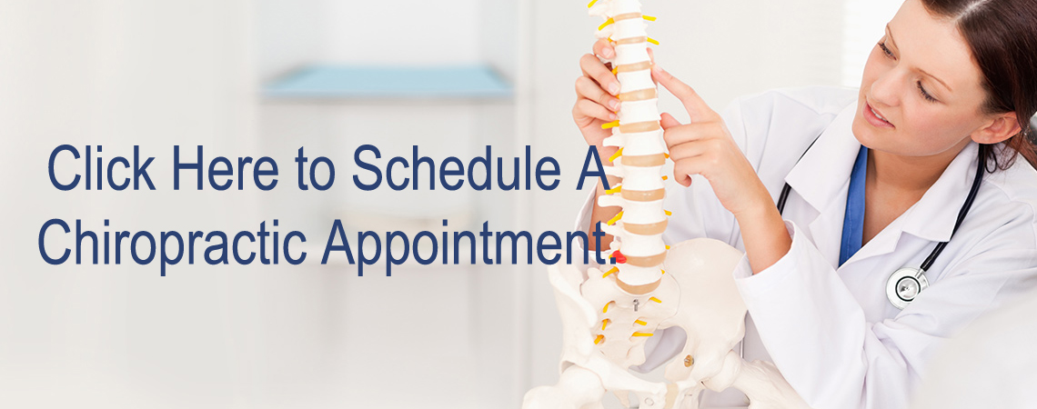 Click Here to Schedule a Chiropractic Appointment
