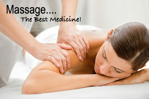Massage The Best Medicine